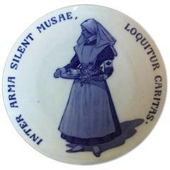 Royal Copenhagen Commemorative Plate from 1917 RC-CM167