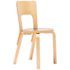 Alvar Aalto Model 66 Chairs