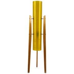 Vintage Rocket Floor Lamp from Novoplast Sered, 1960s