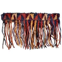 Nazca Pre-Columbian Textile, Peru, circa 600BC-100AD, Ex Ferdinand Anton
