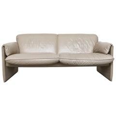 Leolux Bone Leather 'Bora Bora' Sofa