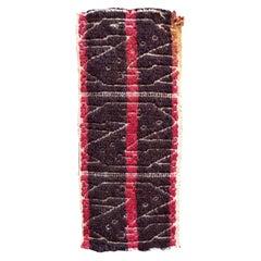 Chancay Pre-Columbian Textile - Peru Ca. 1100-1400 AD- Ex Ferdinand Anton