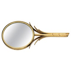 Handheld Mirror by Ivar Ålenius Björk for Ystad Metall, 1930s