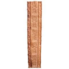 Paracas Pre-Columbian Shaman Textile Peru circa 1100-1400 AD, Ex Ferdinand Anton