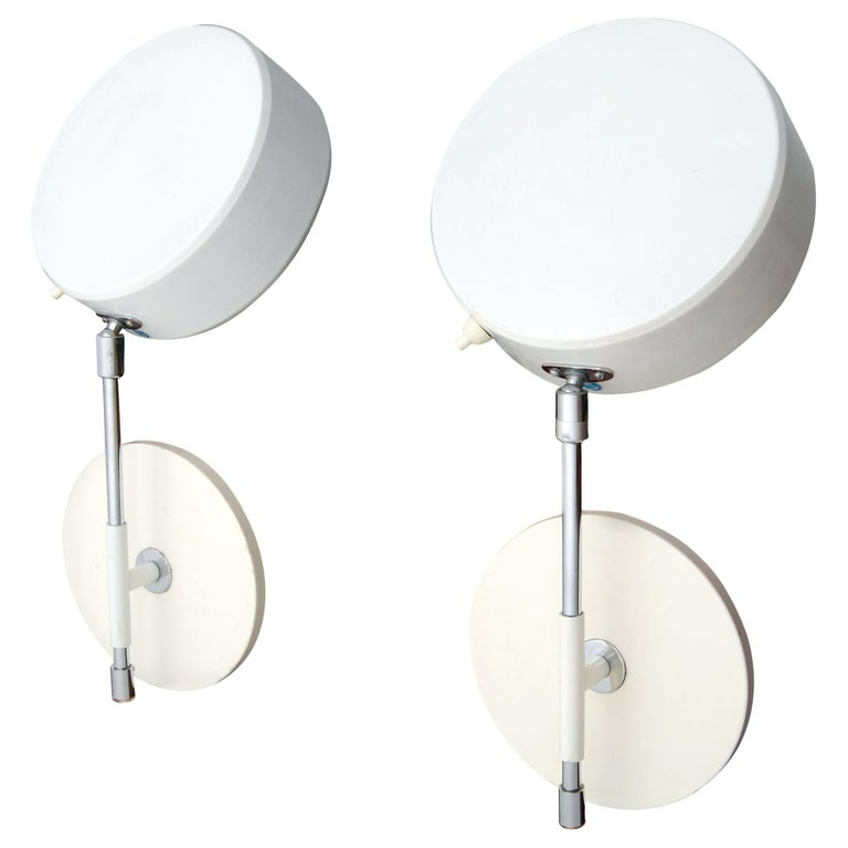 Overhead Shelf Lamps by Anders Pehrson for Ateljé Lyktan, Set of 2 For Sale
