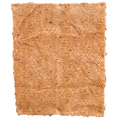 Intricate Pre-Columbian Textile, Peru Ex Ferdinand Anton
