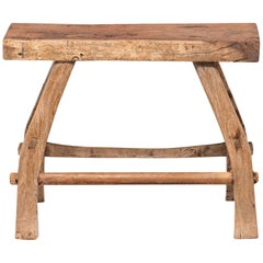 Provincial Chinese Work Stool