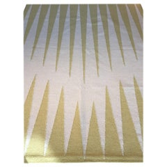 """31st of October"" Flat-Weave Wool Rug by Carpets CC"
