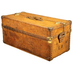 Louis Vuitton Leather Ideal Trunk, 1920s
