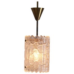 Midcentury Pendant Lamp by Carl Fagerlund for Orrefors