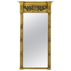 Regency Mantel Mirrors and Fireplace Mirrors