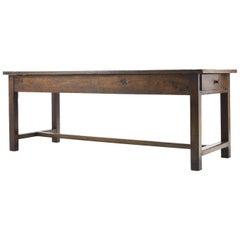 18th Century French Farmhouse Table