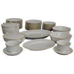 Dining Service Porcelain Marguerite Friedländer KPM Burg Giebichenstein 1934