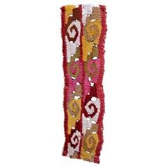 Vivid Huari Pre-Columbian Textile, Peru, Ex Ferdinand Anton