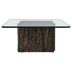 One of a Kind Paul Evans Studio Coffee Table