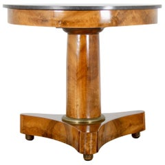 19th Century French Fruitwood Guéridon