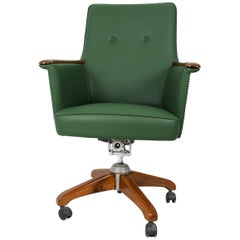 Italian Production, Swivel Chair, 1960s