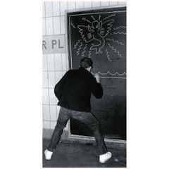 Keith Haring 31 Subway Drawings 'Hardcover Book'