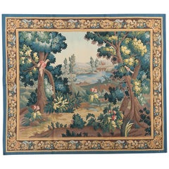 Recreation of an 18th Century Verdure Style Tapestry