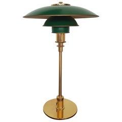 Poul Henningsen PH 3/2 Table Lamp Brass Anniversary Edition for Louis Poulsen