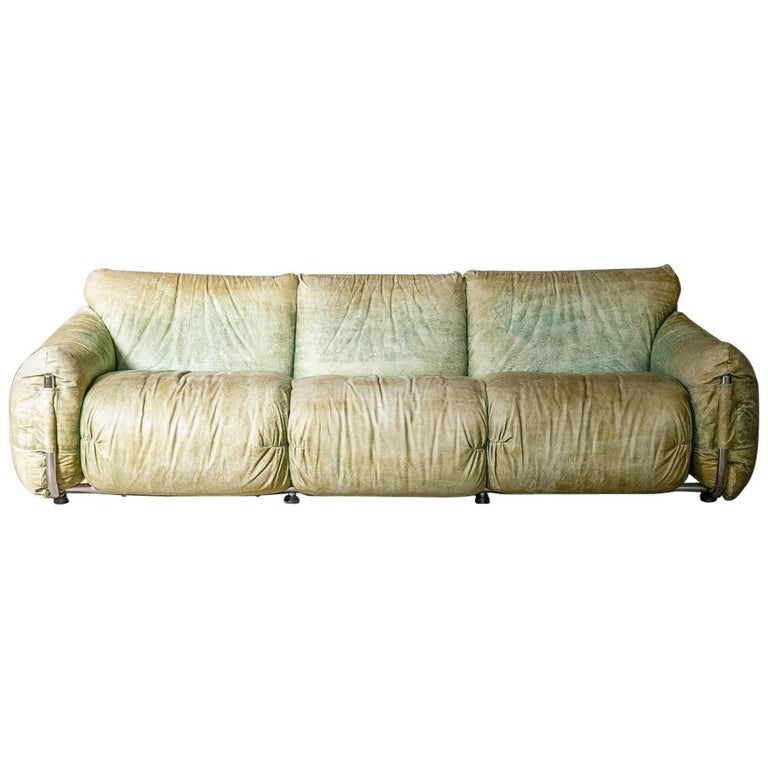 Poltrona Munari Sofa For Sale