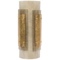 Laterali Wall Sconce in Murano Glass