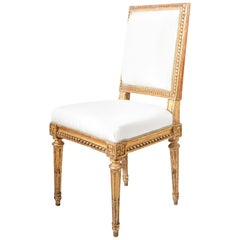 Louis Seize Children's Chair by J. B. Boulard, France, circa 1770