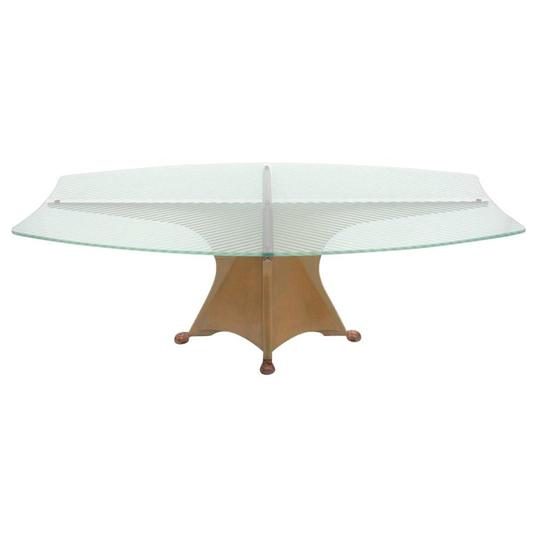 Postmodern Oscar Tusquets 'Alada' Dining Table For Sale