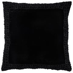 Moreno, Hand Embroidered Cushion by Jupe by Jackie
