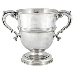 Silver Two-Handled Cup in the George II Style by James Garrard, London 1896