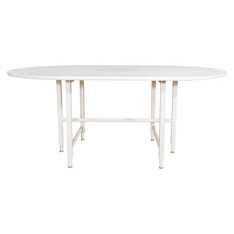 St. Charles Dining Table by VOLK For Sale