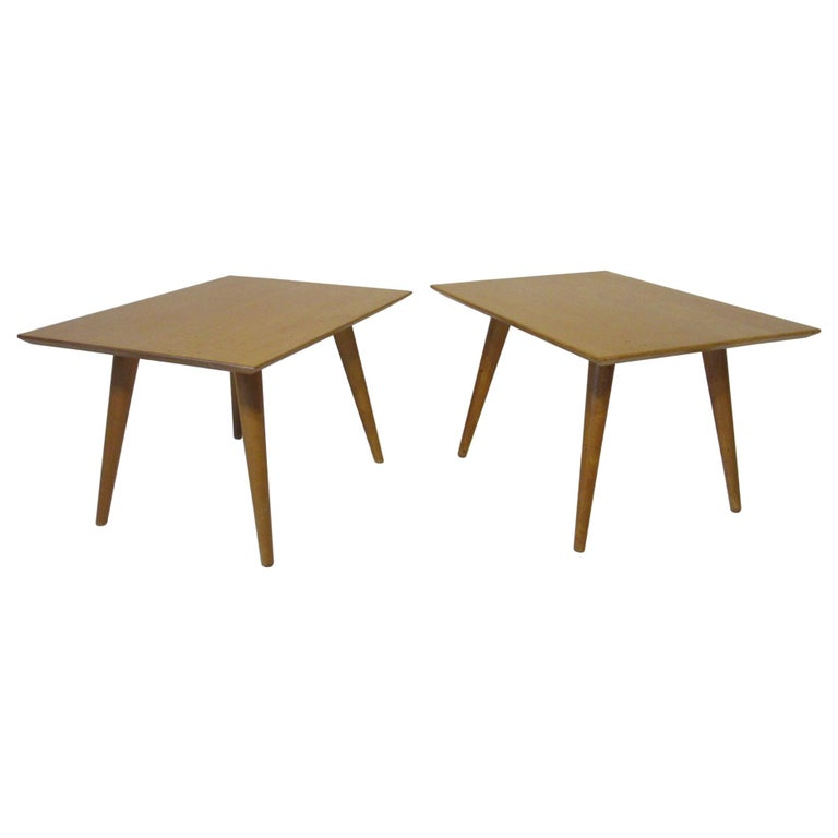 Paul McCobb Planner Group Side Tables For Sale