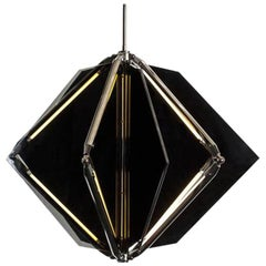 Echo 1 Suspension Lamp by Bec Brittain Glass or Mirror