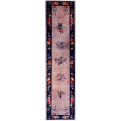 Wonderful Early 20th Century Chinese Art Deco Runner