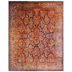 Unbelievable Early 20th Century Sarouk Rug