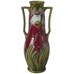 Minton Secessionist No.11 Two-Handled Vase