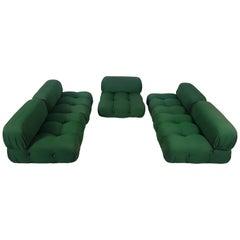 Mid-Century Modern 'Camaleonda' Sectional Sofa by Mario Bellini