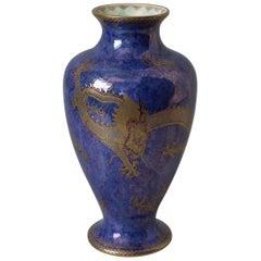 Wedgwood Celestial Dragon Lustre Vase