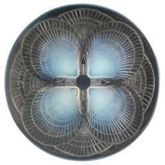René Lalique Opalescent Glass 'Coquilles No 1' Plate