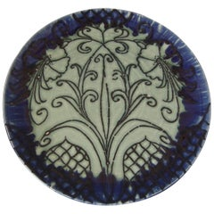 Large Minton Secessionist No.3 Wall Charger