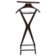 Clothes Hangers Italian Mid-Century Modern Geometric Design Reguitti