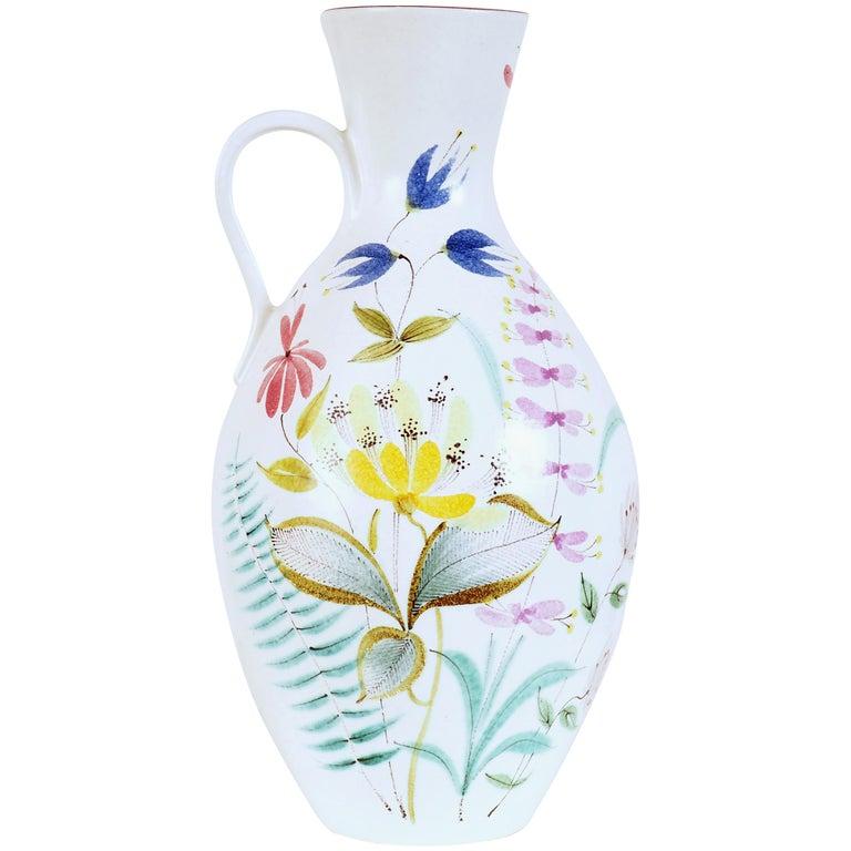 Large Vase by Stig Lindberg for Gustavsberg, Sweden For Sale