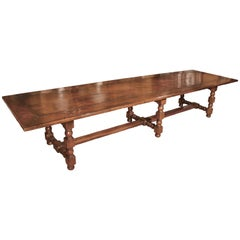 Thirteen Feet Mike Bell French Provincial Montpellier Dining Table