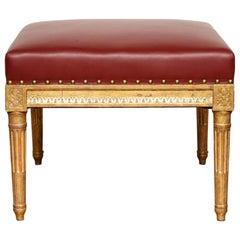Louis XVI Style Stool