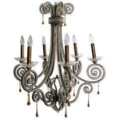 20th Century French Style Chandelier