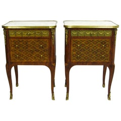 Early 20th Century Pair of French Commodes