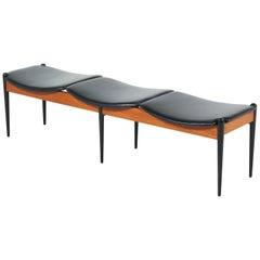 Danish Modern 3-Seat Bench