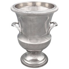 French Champagne Bucket or Wine Cooler