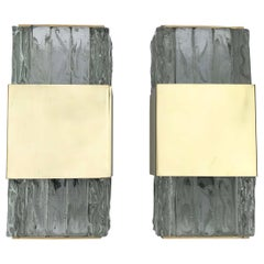 Ateliers Jean Perzel Pair of Sconces, 2 Pairs Available