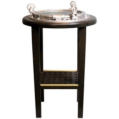 Authentic Porthole Table Bistro Height